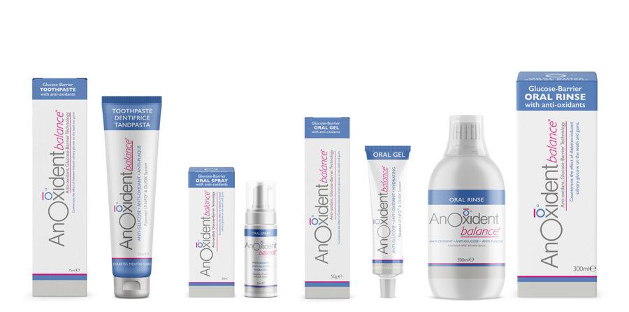 AnOxident balance 4 produktu komplekts